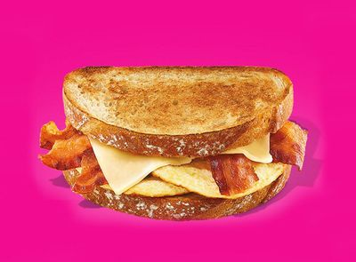 Dunkin' Donuts Serves Up New Sourdough Breakfast Sandwich for a Limited Time