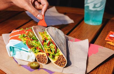 Taco Bell Welcomes Back the Popular $1 Loaded Nacho Taco for a Limited Time Only
