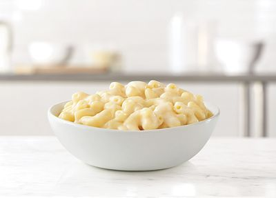 Arby's Popular White Cheddar Mac 'n Cheese Makes a Come Back