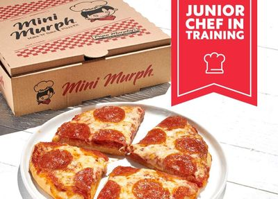 Mini Murph Take 'N' Bake Pizza Kits Now Available at Papa Murphy's