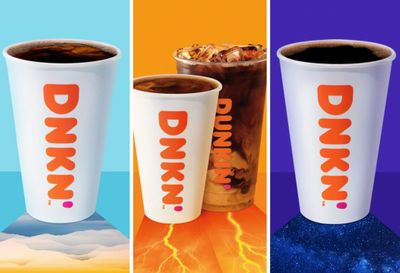New Coffee Blends, Including One with 20% More Caffeine, Launch at Dunkin' Donuts