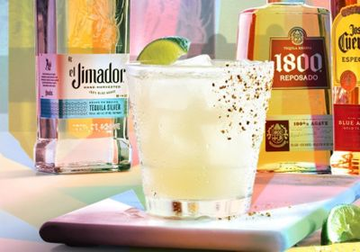 Chili's Introduces the $5 Tequila Trifecta, January's Margarita of the Month