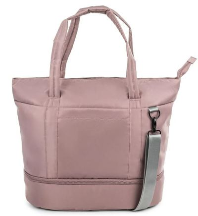 """Bugatti Tote Bag For 14.1"""" Laptops, Pink for $29.97 at Staples Canada"""