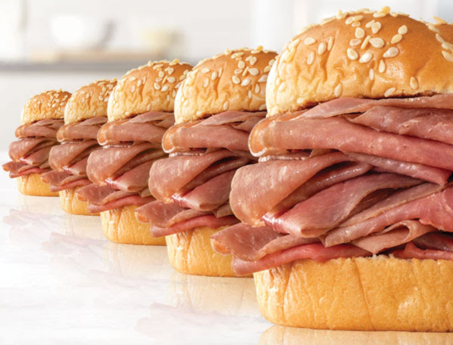 Get 5 Classic Roast Beef Sandwiches for Only $10 from Arby's