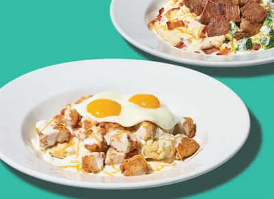 New Chicken and Steak Bowls Launch at Denny's with the Bowl Bonanza