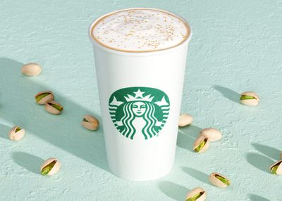 Starbucks Unveils New Winter Drinks with the Pistachio Latte and Pistachio Frappuccino