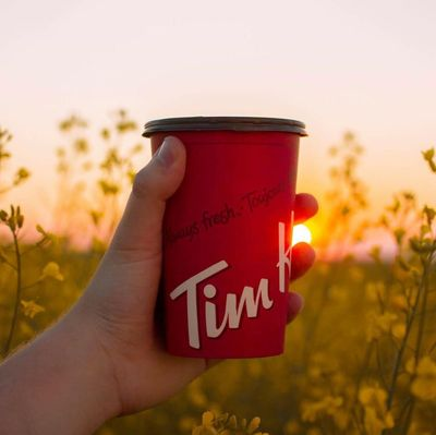 Tim Hortons Canada National Coffee Day: FREE Coffee with Purchase This Weekend
