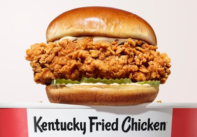 KFC Begins a Chain-wide Release of the New KFC Chicken Sandwich Between Now and February 28