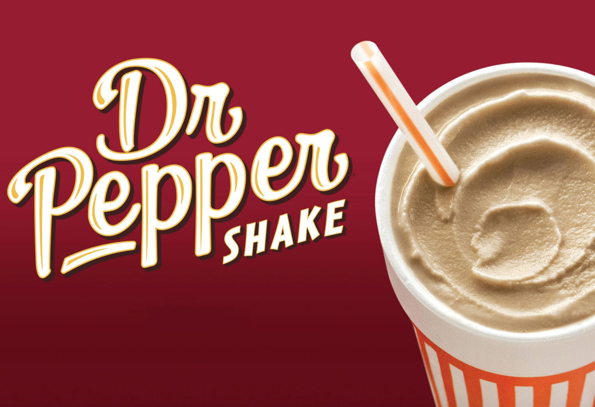 Whataburger's Dr Pepper Shake is Back by Popular Demand for a Limited Time Only