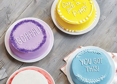 Carvel Offers New Customizable Lil' Love Mini Ice Cream Cakes Starting at $11.99