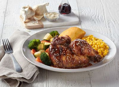 Boston Market Welcomes Back their Seasonal Sesame Rotisserie Chicken for a Limited Time Only