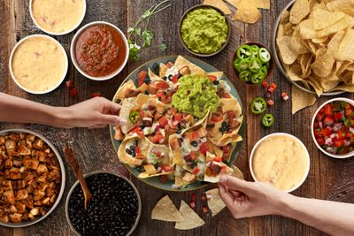New Nacho Family Meal Arrives with All the Fixings at QDOBA Mexican Eats