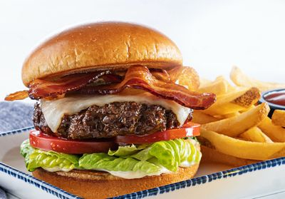 New Wagyu Bacon Cheeseburger Lands at Red Lobster for a Limited Time Only
