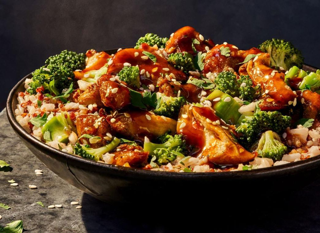 New Teriyaki Chicken & Broccoli Bowl is Now Being Dished Up at Panera Bread
