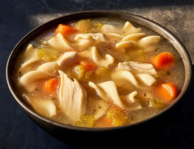 Panera Bread Updates their Homestyle Chicken Noodle Soup with a New Recipe