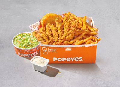 Popeyes Welcomes the $6 Rip'n Chicken Big Box Back to the Menu for a Limited Time Only