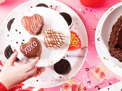 Ice Cream Filled Lil' Hearts Return to Carvel for a Limited Time Only