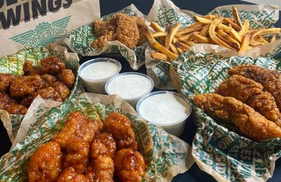 Wingstop Extends the Popular $19.99 All-In Bundle into the New Year with Chicken Tenders, Boneless Wings & More