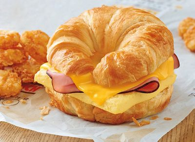 The Croissan'wich Meal for 2 is Now Only $5 at Burger King