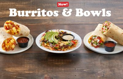 IHOP Introduces their New Savory Burritos & Bowls Menu Starting at $5.99 For a Limited Time