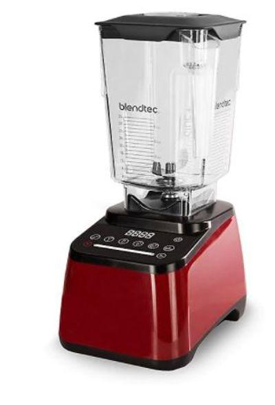 Blendtec® Designer 650 Blender in Pomegranate For $509.99 At Bed Bath & Beyond Canada