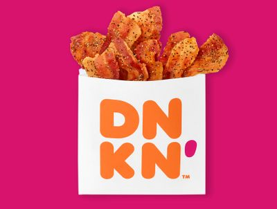 Dunkin' Donuts Dishes Up their New and Improved Snackin' Bacon for a Limited Time Only