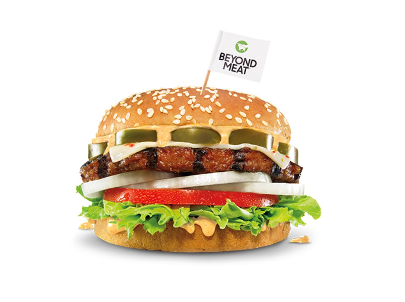 Spicy New Beyond Fiery Famous Star Burger is Now Being Dished Up at Carl's Jr.