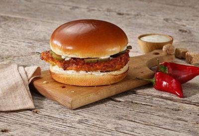 New Nashville Hot Chicken Sandwich Arrives at Boston Market for a Short Time