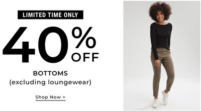 RW&CO. Canada Deals: Save 40% Off Bottoms + up to 70% Off Sale Styles + More Offers