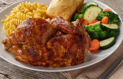 New Nashville Hot Rotisserie Chicken and Crispy Country Chicken Meals Arrive at Boston Market
