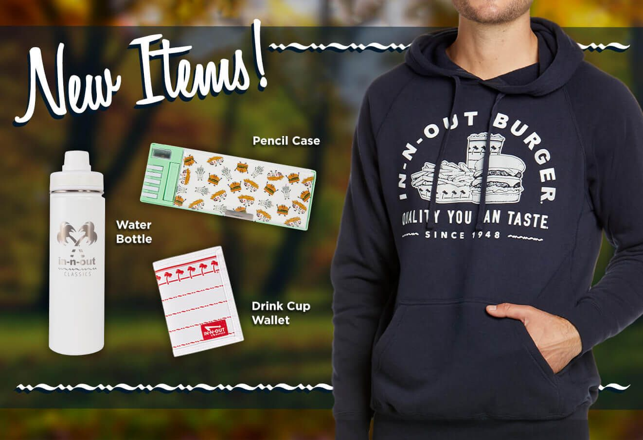 New Merch Has Arrived at the In-N-Out Burger Online Shop