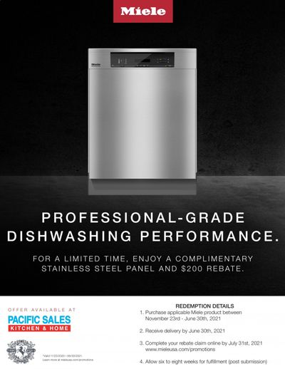 Pacific Sales Weekly Ad Flyer November 23 to June 30