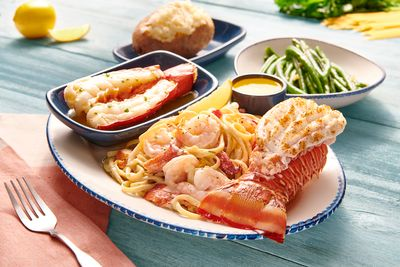 Lobster Lover's Dream is Back by Popular Demand for Lobsterfest at Red Lobster