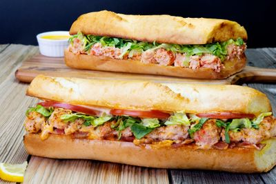 Lobster is Back at Quiznos with the New Old Bay Lobster Club and Classic Lobster Sandwich
