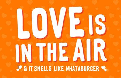 New Valentine's Day T-shirts, Socks & More Arrive for a Limited Time at Whataburger's Online Store