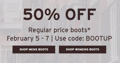 Rockport Canada Deals: Save 50% OFF Boots + Up to 75% OFF Winter Sale + More
