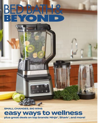 Bed Bath & Beyond Flyer February 7 to 21