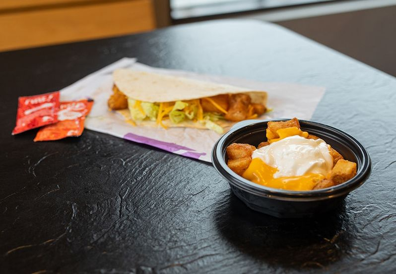 On March 11, the Spicy Potato Soft Taco, Potato Bites and Cheesy Fiesta Potatoes will Again Find a Home on the Taco Bell Menu
