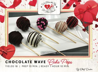 Red Lobster Offers Free Valentine's Day eCards and Online Recipes