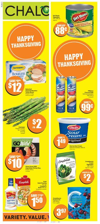 Chalo! FreshCo Flyer October 10 to 16
