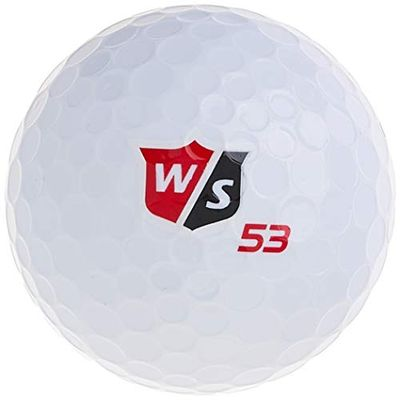 Wilson Staff Fifty Elite, White $17.8 (Reg $25.42)
