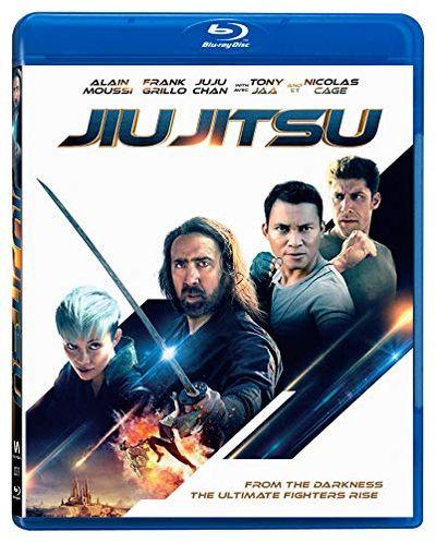 JIU JITSU (Jiu Jitsu VF) [Blu-ray] (Bilingual) $17.97 (Reg $20.17)