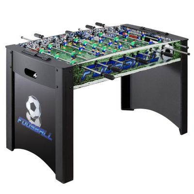 Hathaway Playoff 4-Foot Foosball Table, Soccer Game for Kids and Adults with Ergonomic Handles, Analog Scoring and Leg Levelers $162.97 (Reg $262.24)