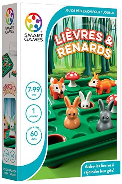 Smart Games 519942 Jump-in Toy-French $15.97 (Reg $19.97)