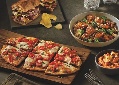 Spend $20+ Online or In-app and Save $5 at Panera Bread with a New, Limited Time Only Promo Code