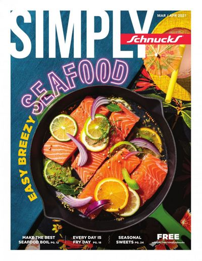 Schnucks (IA, IL, IN, MO, WI) Weekly Ad Flyer March 1 to April 30