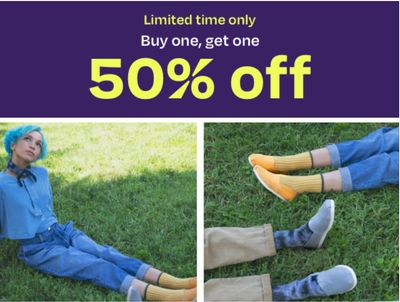 TOMS Canada Sale: BOGO 50% off