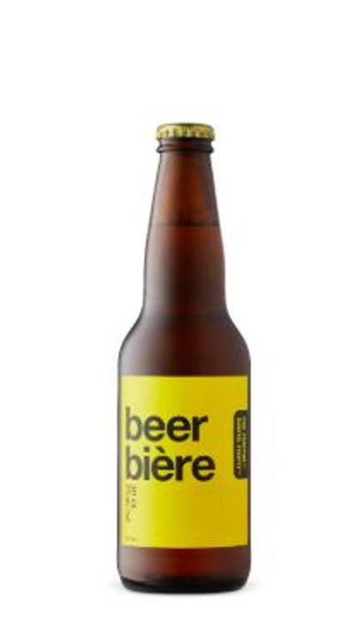 No Name Beer For $6.60 At LCBO Canada