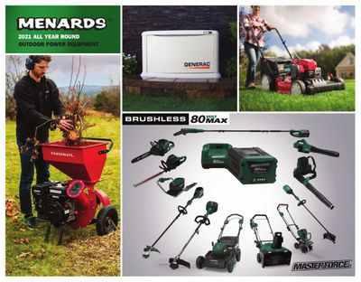 Menards Weekly Ad Flyer March 1 to December 31