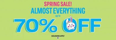 The Children's Place Canada Spring Sale: Save Up to 70% OFF Everything + FREE Shipping + More